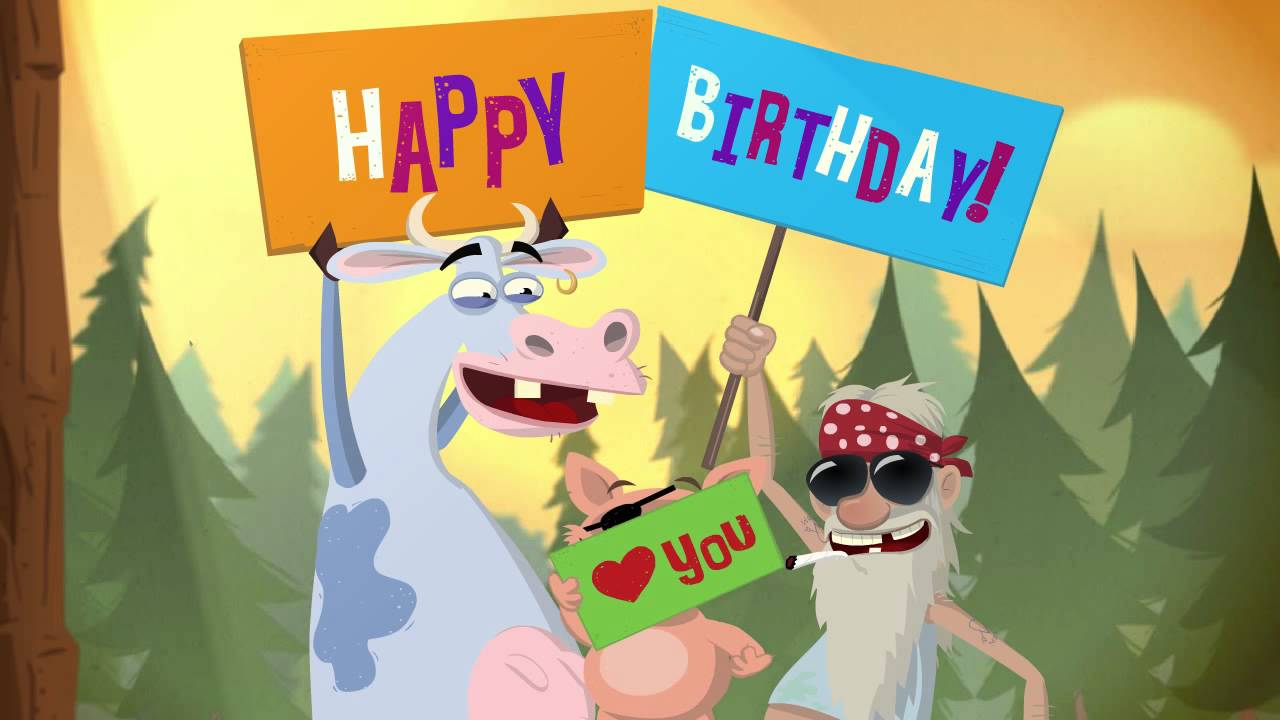 Animated Cards Free Facebook Birthday