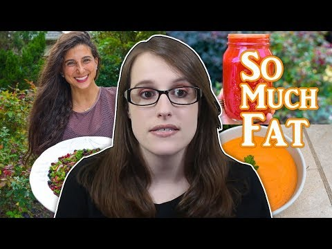 Kristina's Fully Raw Diet Is Better, But Still Bad. Let's Improve It!