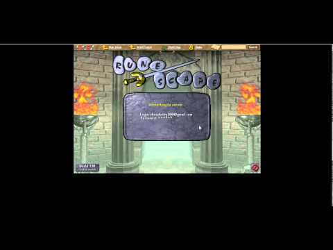 Old School Runescape - Got hacked! Hack my hacker...