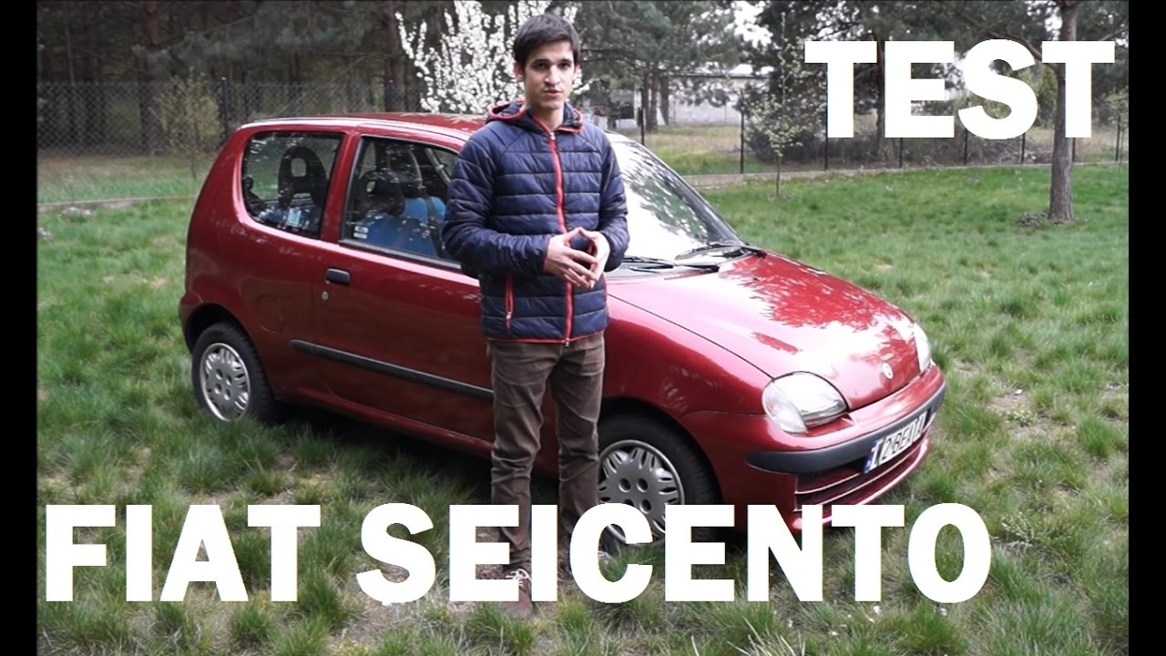 Fiat Seicento 1.1 TEST | Auto Dla Kowalskiego #2