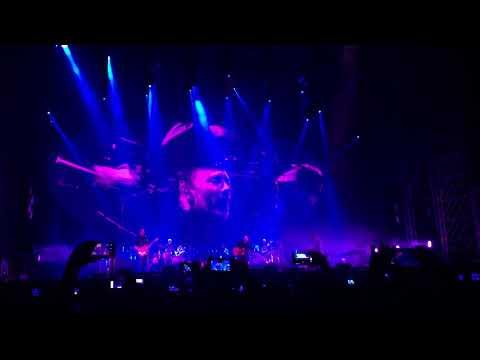 No Surprises, de Radiohead - Bogotá, Colombia 25 de abril de 2018
