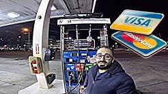 HOW TO PUMP GAS USING YOUR CREDIT CARD