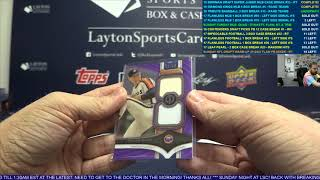 2018 Topps Tribute Baseball Hobby 3 Box Break #12 – RANDOM TEAMS