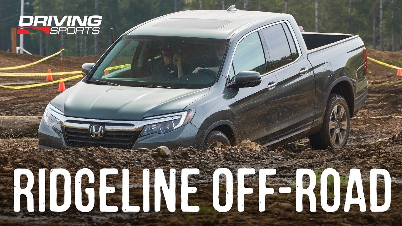 Honda Ridgeline Off Road >> 2019 Honda Ridgeline Off Road Test