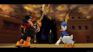 Kingdom Hearts II Final Mix [Part 18 ~ Twilight Town 02 ~ Absent Silhouette: Lexaeus]