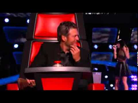 The Voice 2015 Blind Audition   Mia Z   The Thrill Is Gone.