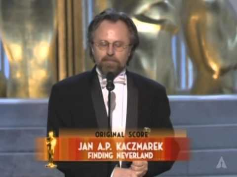 Finding Neverland Wins Original Score: 2005 Oscars