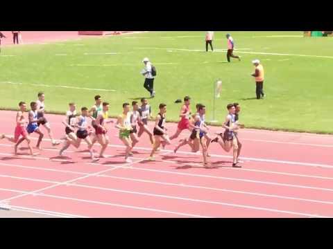 1500m Cadets Garçons 3ème Meeting Fédéral Benguerir 29/04/2018