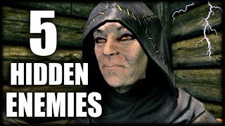 Skyrim - 5 Hidden Enemies