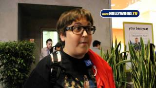 Andy Milonakis Rhymes X-Rated for Pack of Gum