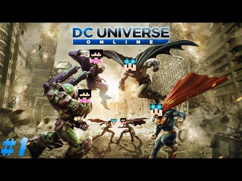 DC Universe Online | SÚP PỜ HIA RỒ JACKY #1