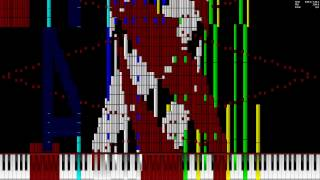 [Black MIDI] Macintosh plus -  Floral Shoppe/リサフランク420 現代のコンピュ380.000 Notes