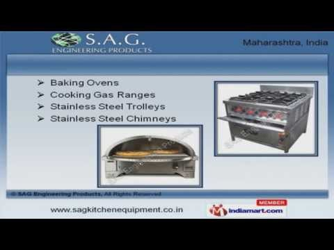 Hospital Equipment & Kitchen Appliances By SAG Engineering Products [Mumbai], Maharashtra