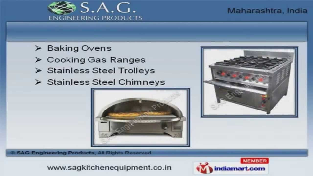Hospital Equipment & Kitchen Appliances by SAG Engineering Products ...