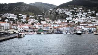 Остров Гидра, Греция(Круиз по островам Саронического залива. Video by Nikon D7000., 2011-07-03T16:40:23.000Z)