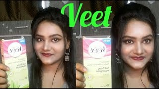 Veet Waxing Strips || PRIVATE PART (Say NO) ||  kyse use kare || REVIEW || TRAVELLING ||