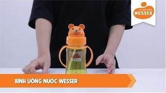 Bình uống nước Wesser