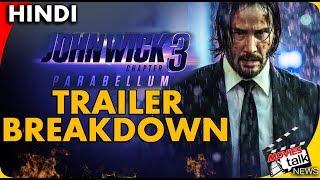 JOHN WICK : Chapter 3 - Parabellum Trailer Breakdown [Explained In Hindi]