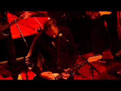Admiral Freebee - Einstein Brain -- Live At AB Brussel 26-10-2011