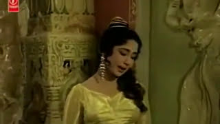 sakhi ri mera man uljhe..lata mangeshkar - chitralekha