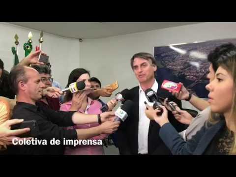 Bolsonaros no Paraná (Londrina e Maringá - MAI/2017)