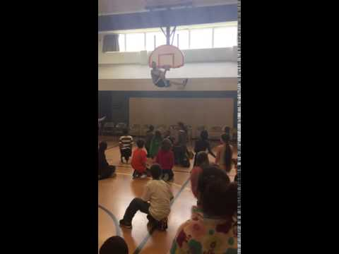 American Ninja Warriors - Jessie Graff Joe Moravsky James McGrath School Assembly #4