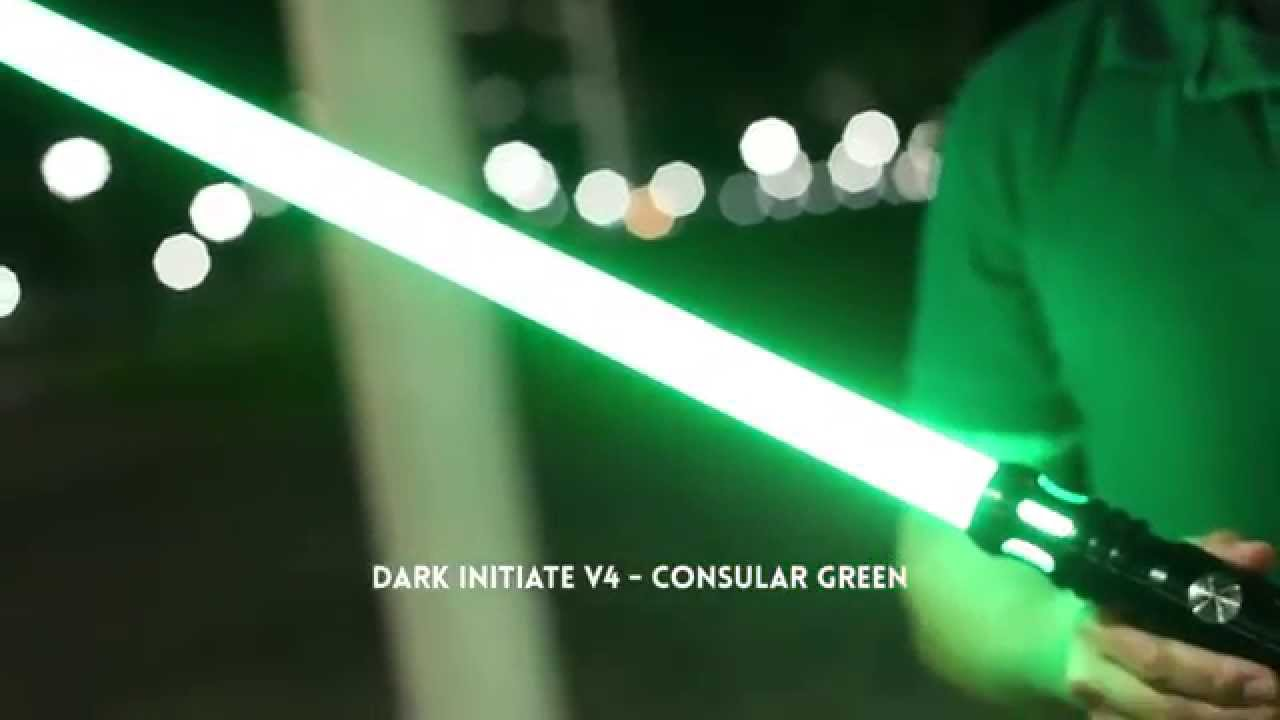 ultrasabers dark initiate v4 showcase lightsabers singapore youtube