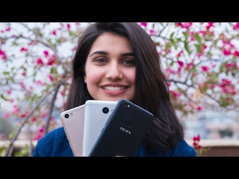 Best Budget Phones of 2018 | Android Smartphones Below Rs. 15,000