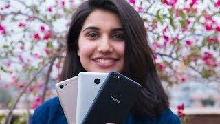 Best Budget Phones of 2018   Android Smartphones Below Rs. 15,000