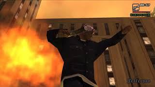 GTA San Andreas [PC] Cheat Menu Gameplay [1440p60]