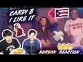 ENG🔥[LIT Action] Cardi B, Bad Bunny & J Balvin - I Like It (Korean Reaction)