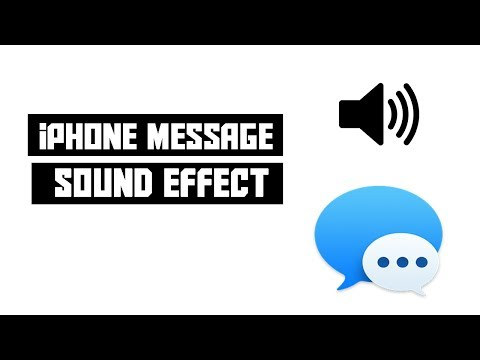 IPhone Message Sound Effects