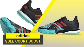 Adidas Sole Court Boost | Midwest Sports