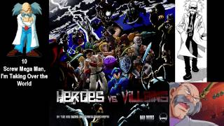OCR Album: Heroes vs. Villains [The Bad Dudes versus Overclocked Remix Album]
