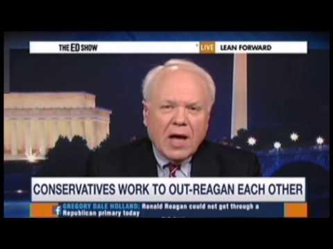 Reagan advisor on Tea Party Republicans