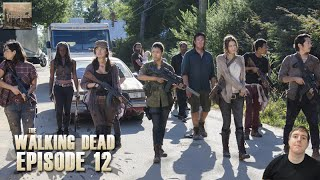 The Walking Dead Season 5 Episode 12 - Diana? Sneak Peek 2 Thoughts - Q and A 1