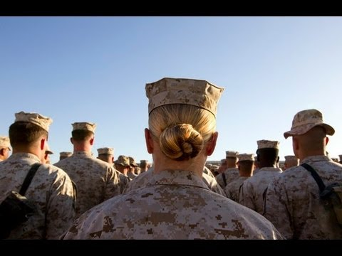 Women in Combat: 'Misconceived Lib Vision?'