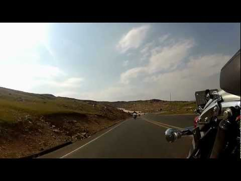 Ride Free Motorcycle Tour USA Bear Tooth Highway Yellowstone Sturgis http://ridefree.com