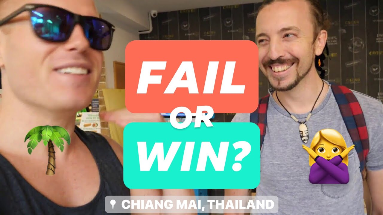 A Digital Nomad FAILURE Story? ?Had to Go Back to A JOB?!