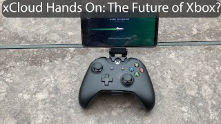 Hands On xCloud: The Future of Xbox or a Latency Lemon?