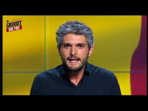 Pierre Emmanuel Barre   les humoristes Belges (De Groodt le prime)