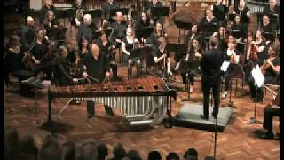 The Russian Marimba Concerto by Sergei Golovko