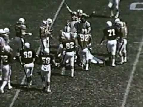 1970 GT Football Highlights  #1