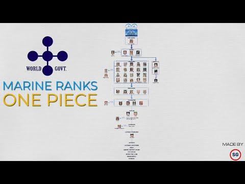 One Piece: World Government System Part 1 - Marine (Pirates World)