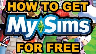 How To Get MySims For Free | 2018 | PC