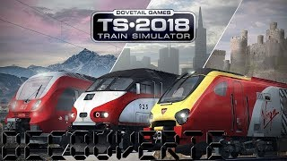 Train simulator 2018 Découverte