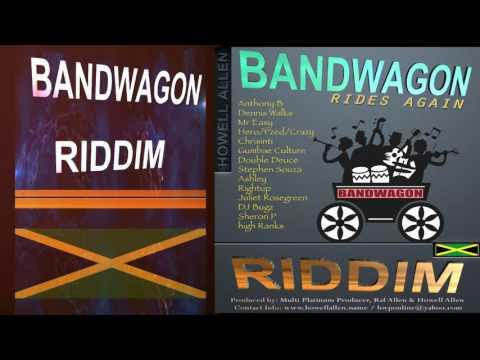 The Bandwagon Rides Again - DJ Roy (IrieJam Radio) sing: 'Walk Out My Girl Walk Out'