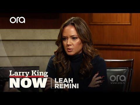 Leah Remini: Tom Cruise thinks I'm the devil | Larry King Now | Ora.TV