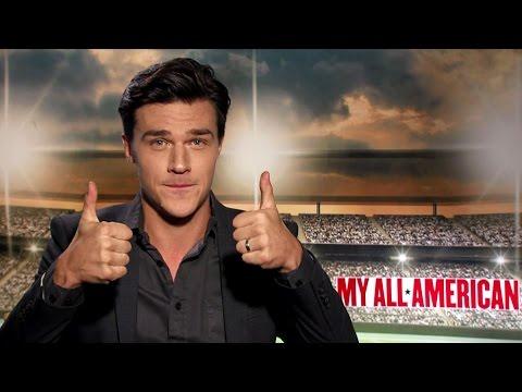My All American --  Exclusive Featurette w/ Finn Wittrock -- Regal Cinemas [HD]