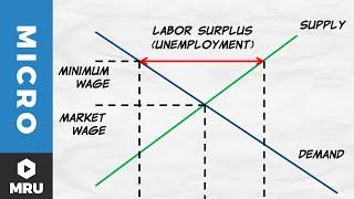 Price Floors: The Minimum Wage